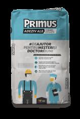 PRIMUS Adeziv Alb Termoizolaţii (AdeTerm Alb) 25kg