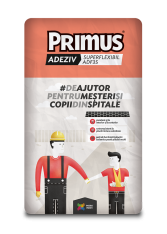 PRIMUS Adeziv Superflexibil (ADF35) 25kg