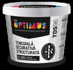 OPTIMUS Tencuială Decorativă Structurată (TDS96) 25kg