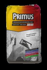 PRIMUS Tencuială Duo-Decorativă (Scoarţă de Copac) 25kg