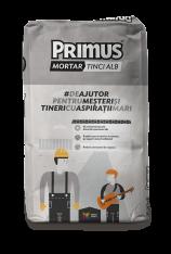 PRIMUS Mortar Tinci Alb 25kg